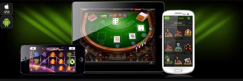 Mobile Casinos on smartphones