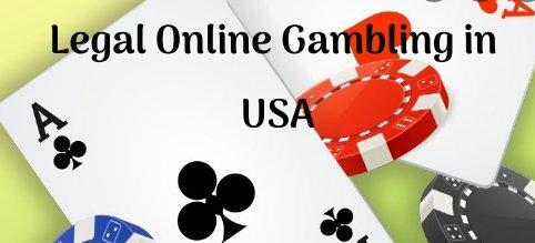 USA legal online gambling
